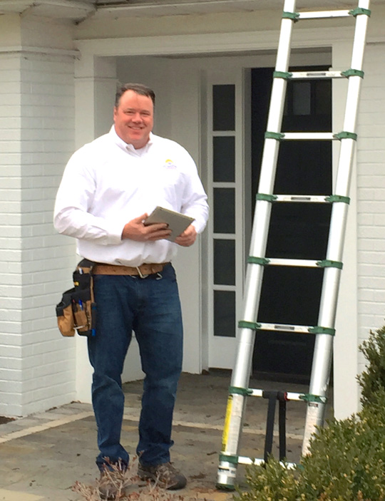 Certified Home Inspector Patrick Foran